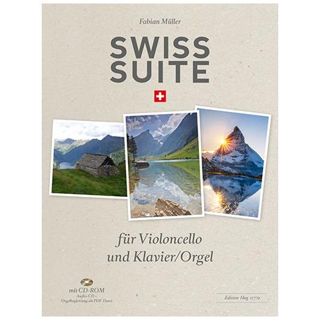 Müller, F.: Swiss Suite (+ Audio-CD / CD-Rom)