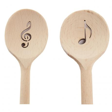 Wooden Spoon eighth note