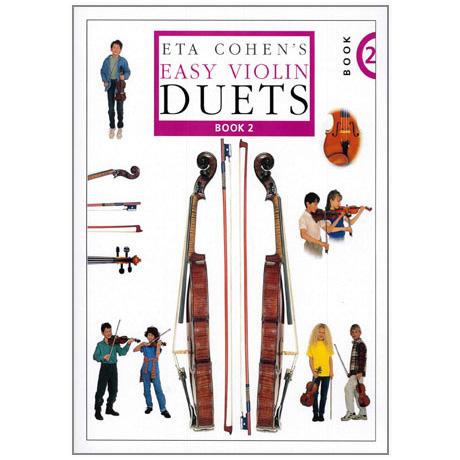 Cohen, E.: Easy Violin Duets Book 2
