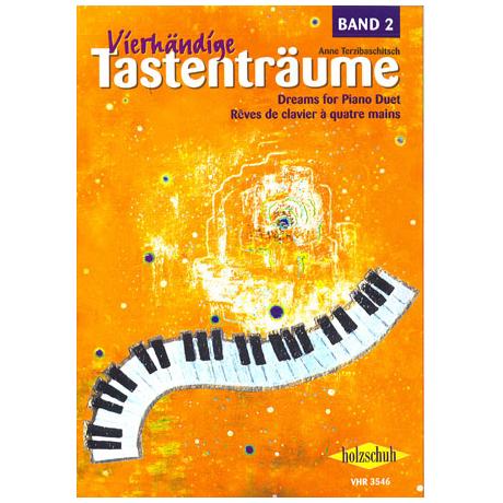 Terzibaschitsch, A.: Vierhändige Tastenträume 2