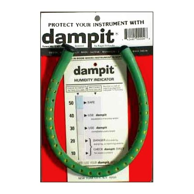 DAMPIT humidifier for violoncello