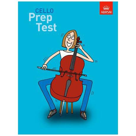 ABRSM: Cello Prep Test (New Edition)