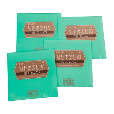 THOMASTIK Versum SOLO cello strings SET