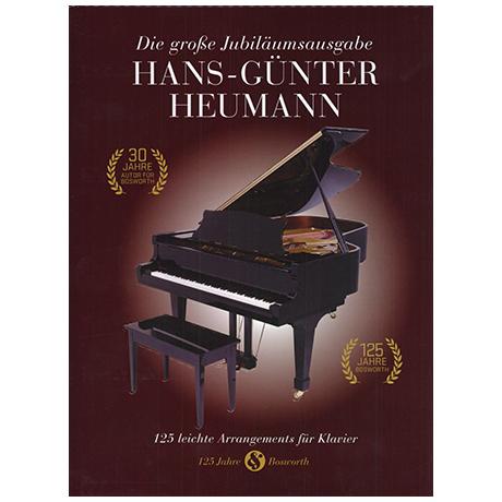 Die große Juliäumsausgabe :Hans-Günther Heumann