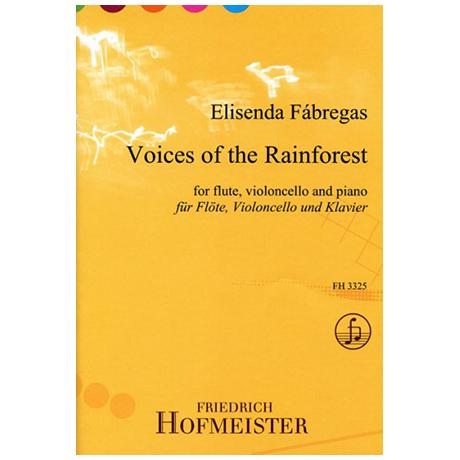 Fábregas, E.: Voices of the Rainforest