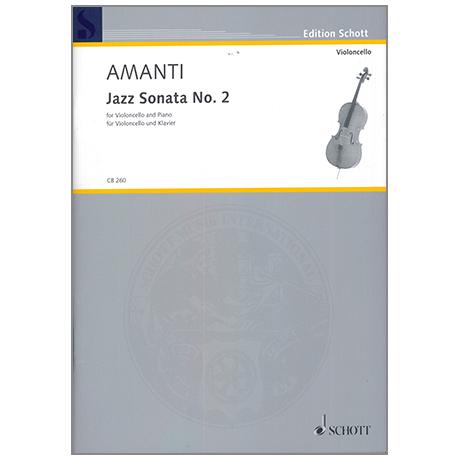 Amanti, L. F.: Jazz Sonata Nr. 2