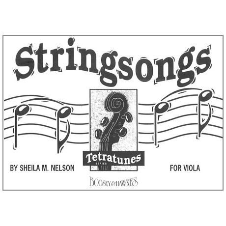Nelson, S. M.: Stringsongs