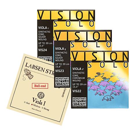 Larsen A + Vision Solo D-G-C SET