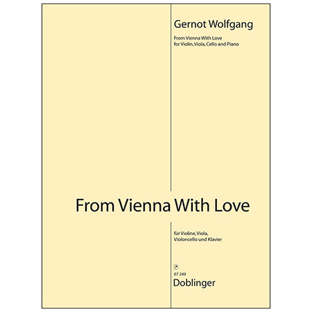 Wolfgang, G.: From Vienna, With Love (2011)