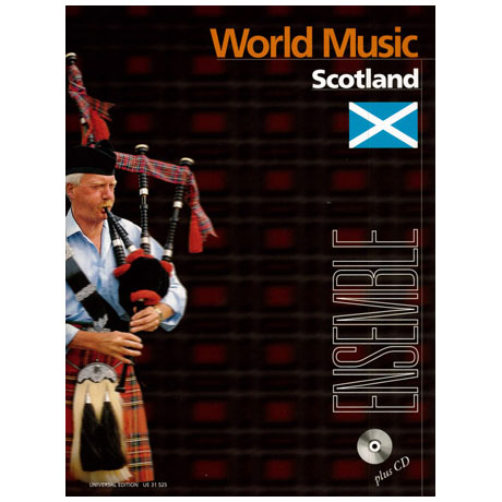 World Music Scotland (+CD)
