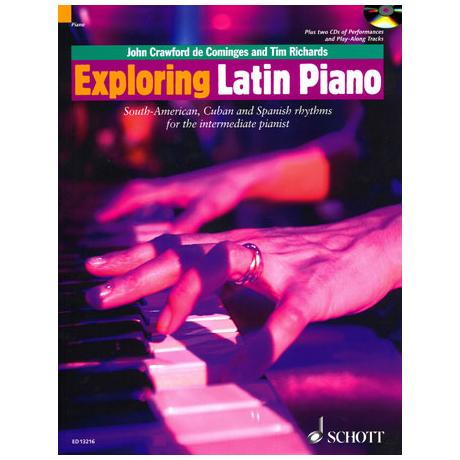 Exploring Latin Piano (+ 2 CD's)