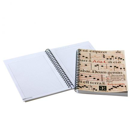 Notebook Gregorianic