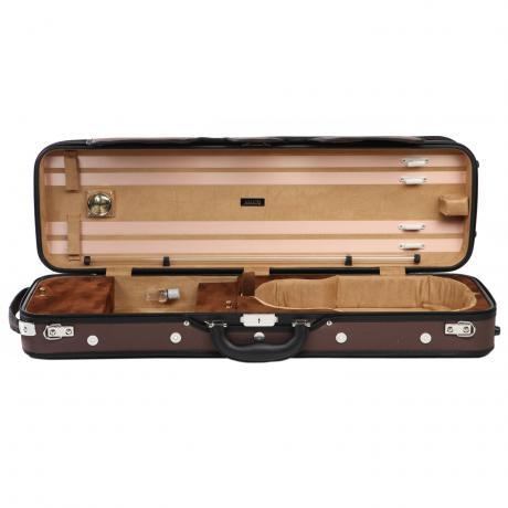 AMATO Coffee violin case