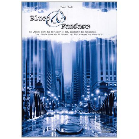 Eröd, I.: Blues und Fanfare Op.61b aus »Kleine Suite für 20 Finger«