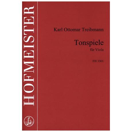 Treibmann, K. O.: Tonspiele für Viola