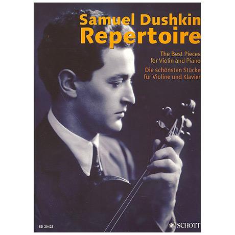 Dushkin, S.: Repertoire — Die schönsten Stücke