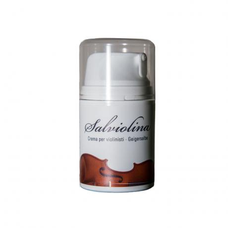 SALVIOLINA «Violinists' neck mark» ointment