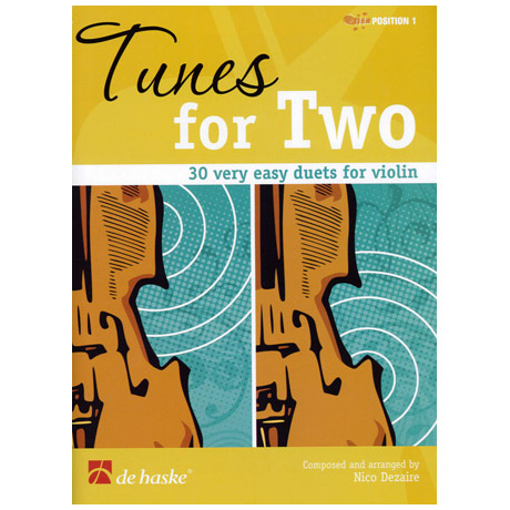 Dezaire, N.: Tunes for Two