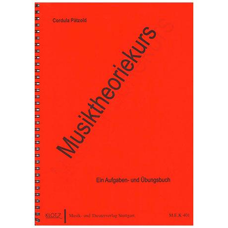 Pätzold, C.: Musiktheoriekurs
