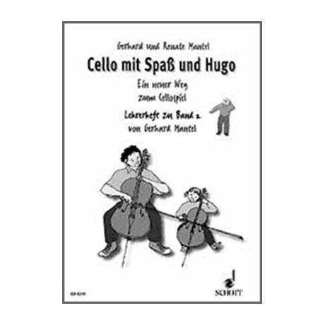 Mantel, G. & R.: Cello mit Spaß und Hugo – Lehrerband 2