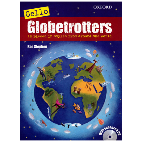 Cello Globetrotters (+CD)