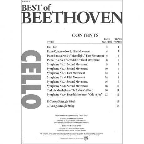 Beethoven, L  v : Best of (+CD)