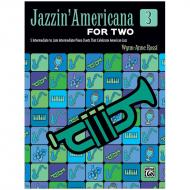 Rossi, W.-A.: Jazzin' Americana for two Book 3
