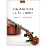 Minsky, A.: 10 American Cello Etudes