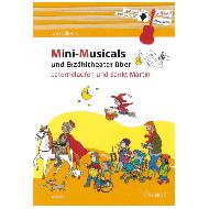 Zilkens, U.: Mini-Musicals und Erzähltheater über Laternelaufen und Sankt Martin