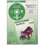 Kreader, B.: Hal Leonard Klavierschule Band 4 (nur CD)