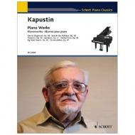 Kapustin, N.: Piano Works