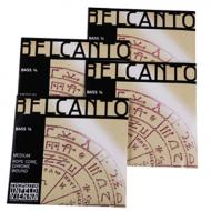 BELCANTO bass string SET by Thomastik-Infeld