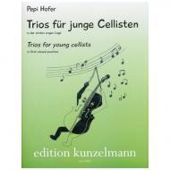 Hofer, P.: Trios für junge Cellisten