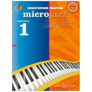 Norton, C.: The Microjazz Collection 1 (Neuausgabe) (+CD)