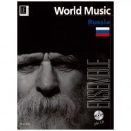 World Music Russia (+CD)