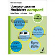 Hammaleser, L.: Übungsprogramm Musiklehre compact