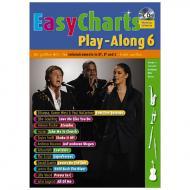 Easy Charts Play-Along Band 6 (+CD)
