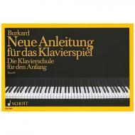 Burkard, J.A.: Neue Anleitung für das Klavierspiel – Bd.2