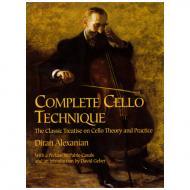 Alexanian, D.: Complete Cello Technique