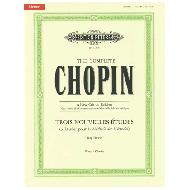 Chopin, F.: Trois Nouvelles Études (The Complete Chopin)