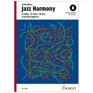 Sikora, F.: Jazz Harmony – Think – Listen – Play – A Practical Approach (+Online Audio)