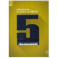 Gasselsperger, M.: 5 Steps to Music (+Online Audio)