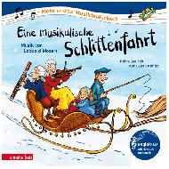 Janisch, H.: Eine musikalische Schlittenfahrt (+CD)