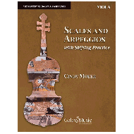 Moyer, C.: Scales and Arpeggios with Shifting Practice