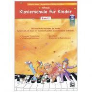 Alfreds Klavierschule für Kinder Band 2 (+CD)