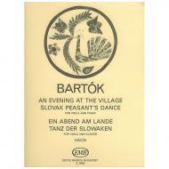 Bartók, B.: Ein Abend am Lande – Tanz der Slowaken