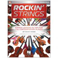 Wood, M.: Rockin' Strings: Double Bass (+Online Audio)