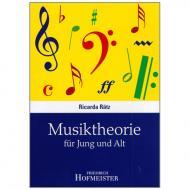 Rätz, R.: Musiktheorie für Jung und Alt