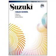 Suzuki Violin School Vol. 1 (+CD)