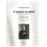 Puccini, G.: E lucevan le stelle aus »Tosca« — Stimmensatz